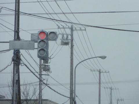 4月4日の雪(2012.04.04)
