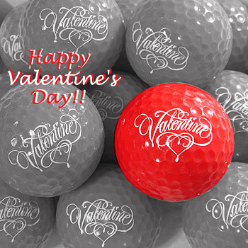 Happy Golfer's Valentine's Day!!
