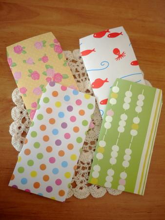 テンプレート+折り紙でぽち袋 ... : 折り紙はこの作り方 : 折り紙