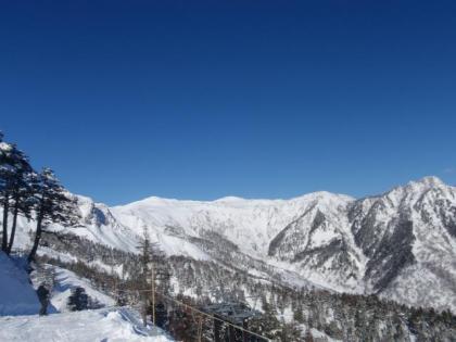 山頂から(1)