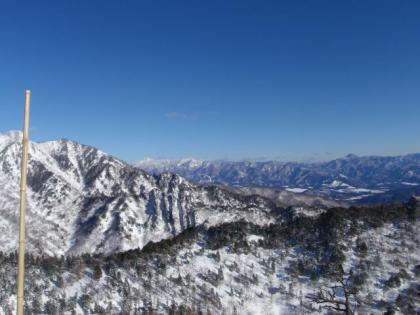 山頂から(2)
