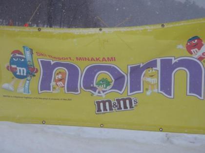 ノルン水上スキー場フラグ