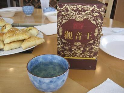 觀音王(鉄観音茶)