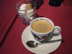 リストランテ美郷 カフェ
