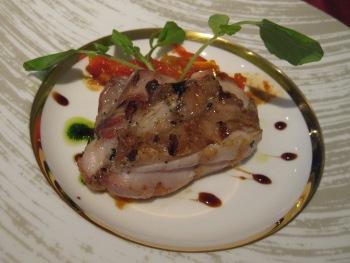 リストランテ美郷 肉