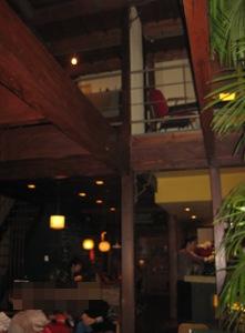 バナナカフェ1階二階