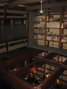 バナナカフェ 二階