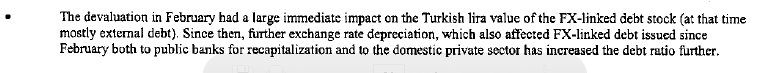トルコ通貨危機-外貨建て債務の悲劇
