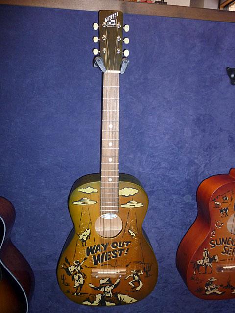 カウボーイギター