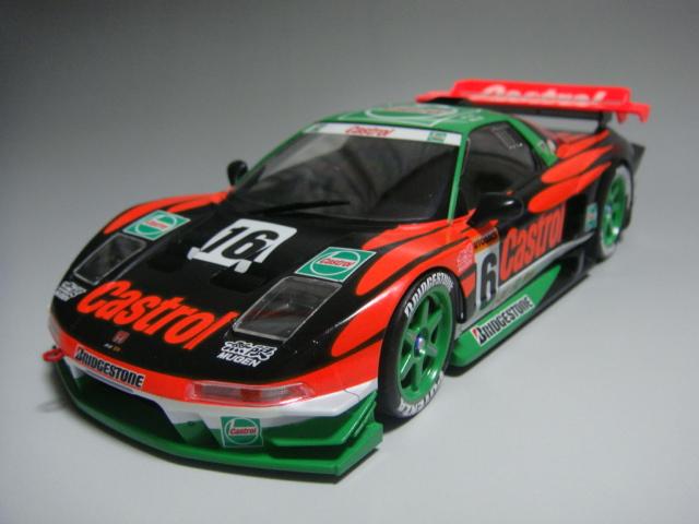 カストロールNSX-GT