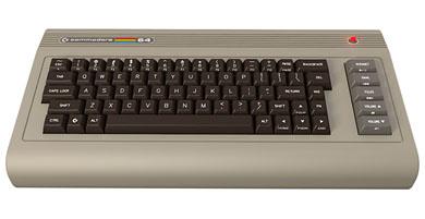 Commodore64(C64)とは懐かしい