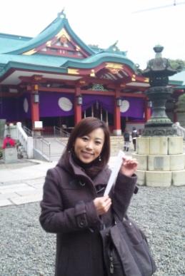 1003日枝神社1