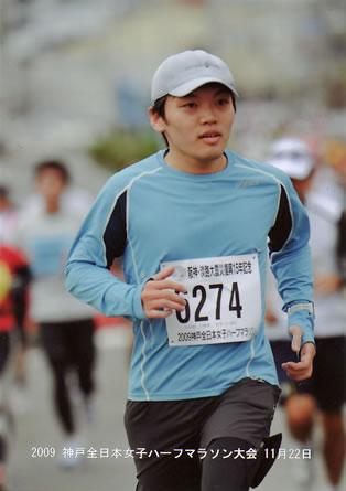 マラソン091230