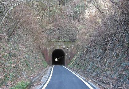 童学寺隧道10
