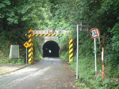 童学寺隧道14