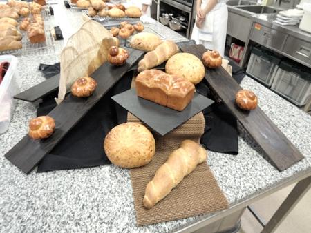 シェフのオリーブパン