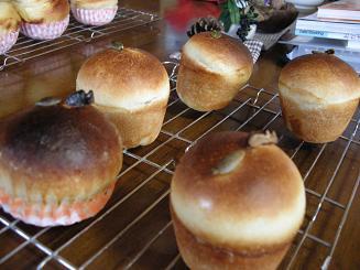 2009.11.13りんごパン 005