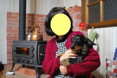 2010.2.11母とログ撮影 082