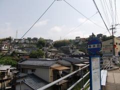 寺井田バス停