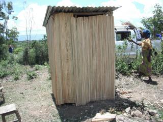トイレ外壁