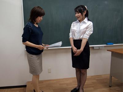 女教師みさき