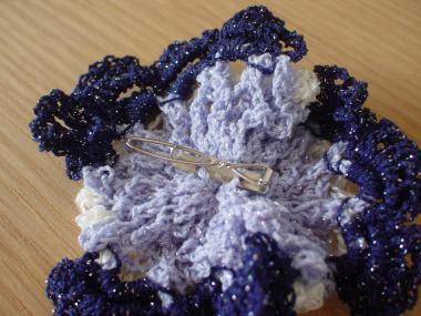ビンテージ糸・カチューム用花