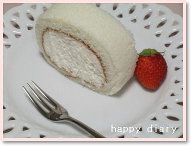 ミルキーロールケーキ1