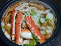 20110104かに鍋~♪3