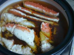 20110104かに鍋~♪