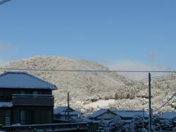 20110107雪~~♪