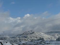 20110110雪景色~♪2