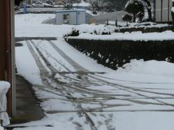 20110125雪~~♪2