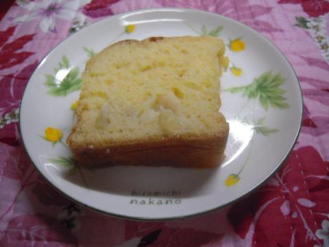 DSCN0075 パウンドケーキ
