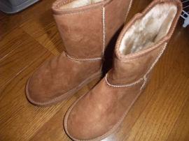 12.22 クリスマス.靴