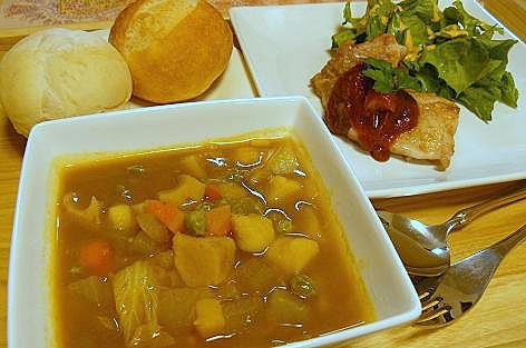 スープカレー♪