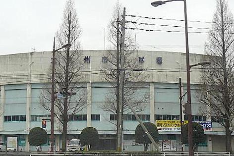 市民球場♪