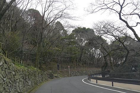 足立公園~水神社へ