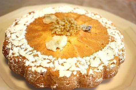 お花のケーキ♪