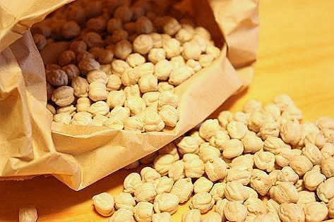 ヒヨコ豆♪