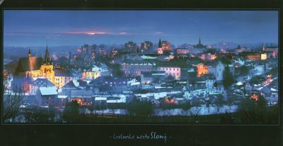 チェコのヤナからサンキューカード20121