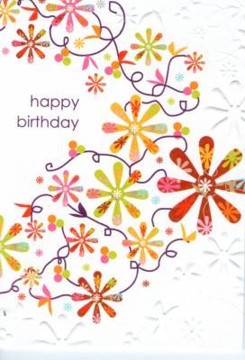 ブルガリアのアニーから誕生日2012