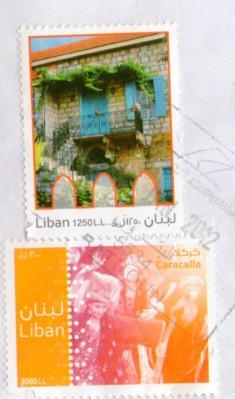 レバノンから20122-2