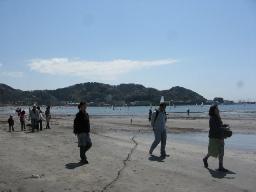 01渚橋から逗子海岸