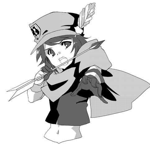 世界樹の迷宮/レンジャー