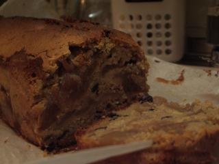 アップルパウンドケーキ