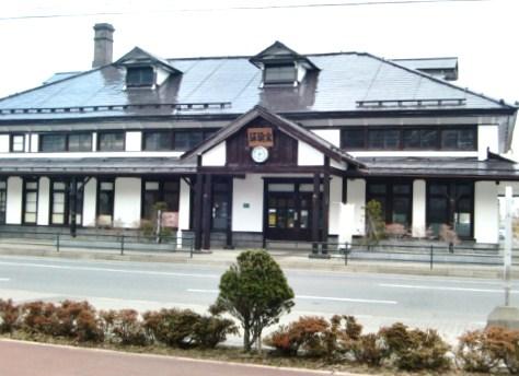 室蘭旧駅舎