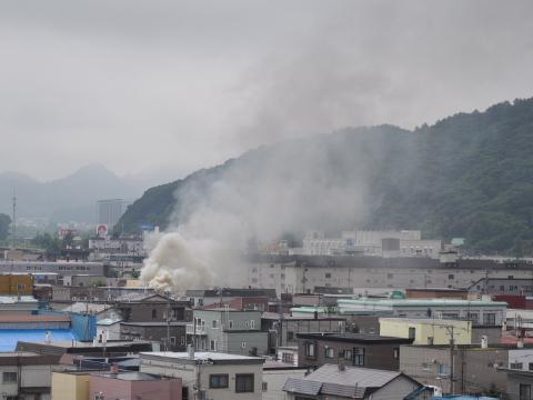 火災の様子2