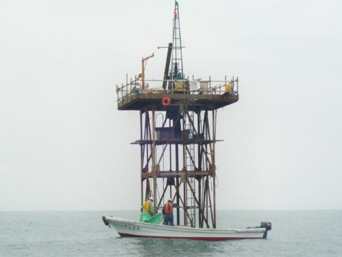 海上建造物1