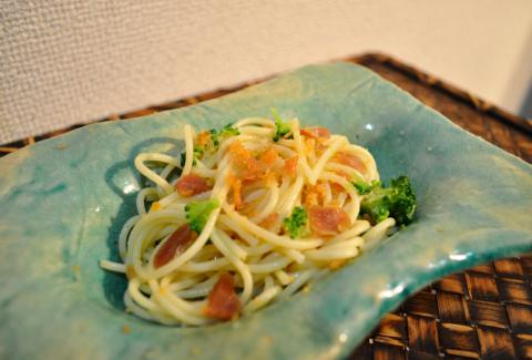 カラスミスパゲティ