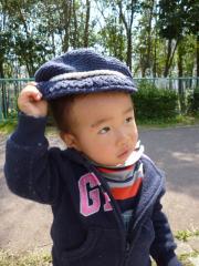 帽子いる季節